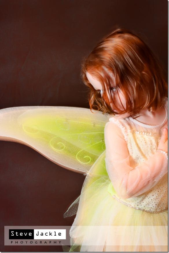 TinkerBelle by Raleigh Photographer Steve Jackle.