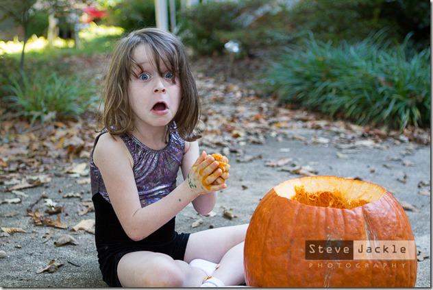 Raleigh pumpkin carving